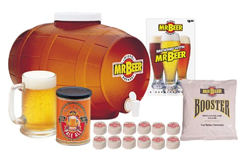 Mr. Beer Deluxe Edition Home Microbrewery System