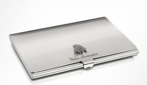 Tonino lamborghini silver collection business card holder for men tonino lamborghini silver collection business card holder colourmoves