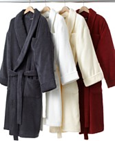 Hotel Collection Cotton Long Bath Robe