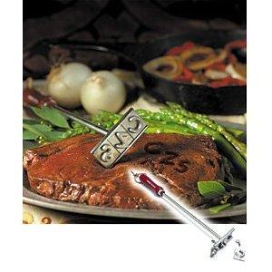 Interchangeable Steak Brand