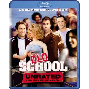 Old School: Unrated Edition on Blu-ray