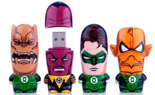Green Lantern USB Drive