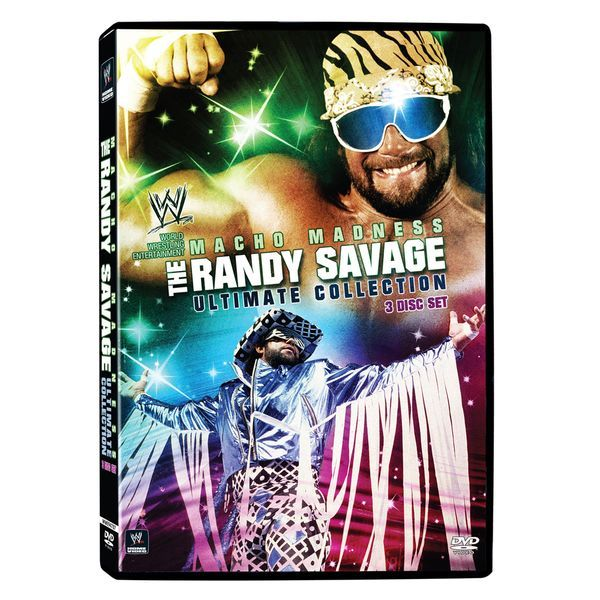 Macho Madness Randy Savage DVD