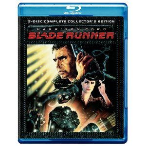 Blade Runner on Blu-ray (Five-Disc Complete Collector's Edition)