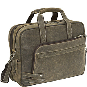 Bellino The Legend Leather Laptop Brief