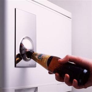 Bottle Opener Fridge Magnet