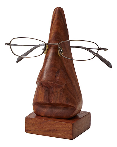 Eye Glasses Holder Statue