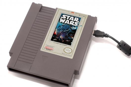 Nintendo Star Wars Cartridge 500 GB Hard Drive