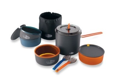 GSI Outdoors Pinnacle Dualist Cook System