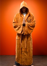 Jedi Bath Robe