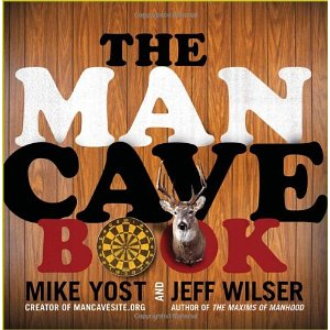 The Man Cave Book