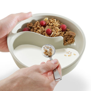 Obol, the Never-Soggy Cereal Bowl