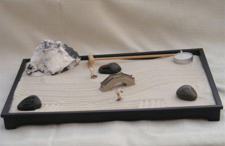 Executive Desktop Meditation Zen Garden