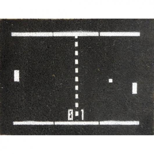 Atari Pong Doormat