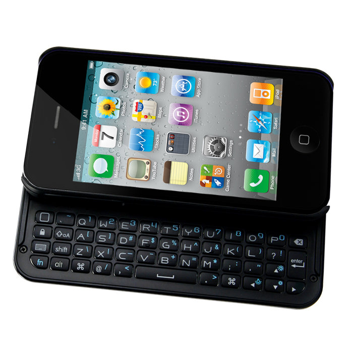 iPhone Slideout Keyboard Case