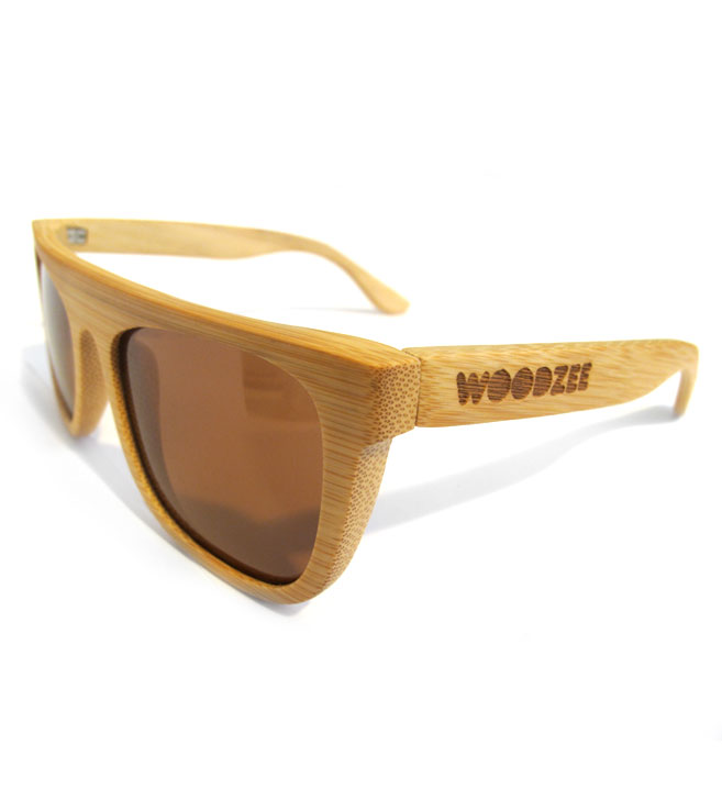 Cardiff Bamboo Sunglasses