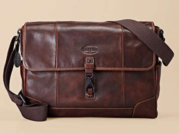 Alpine Messenger Bag