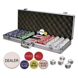 Da Vinci Premium Poker Set