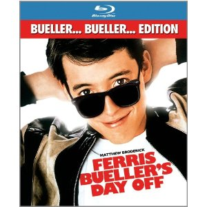 Ferris Bueller's Day Off on Blu-ray (Bueller... Bueller... Edition)
