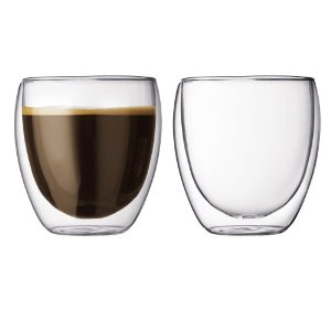 Bodum Pavina Double-Wall Thermo Glasses (8.5 ounces - Set of 2)