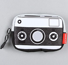 Kikkerland Camera Case