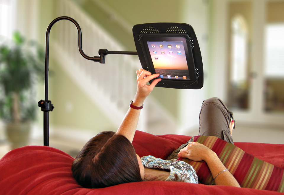 Adjustable iPad/Tablet Stand
