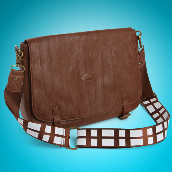 Star Wars Chewbacca Messenger Bag Small