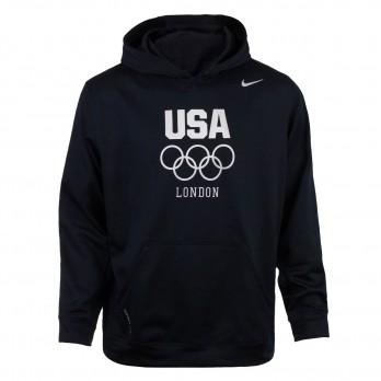 2012 USA Olympic Rings Hoodie