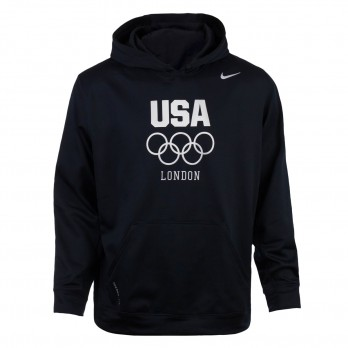 2012 USA Olympic Rings Hoodie