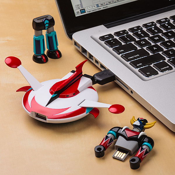 Robot Grendizer Flash Drive