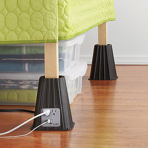 Power Bed Riser Outlet