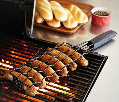 Sausage BBQ Basket